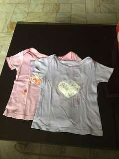 Carter's Shirt 2pcs