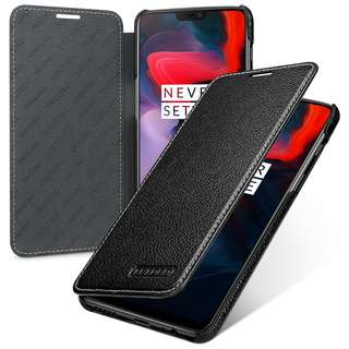 TETDED OnePlus 6 Dual SIM 手工真皮保護殻📱