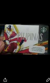 Starbucks gift card 10000 Load