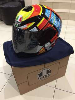 Helmet AGV K5 Jet 5 elements