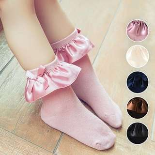 Bowknot fashionable socks