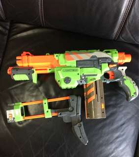 Nerf Guns ~ Mint condition
