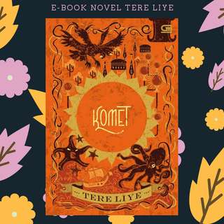 PREMIUM : EBOOK PDF NOVEL KOMET