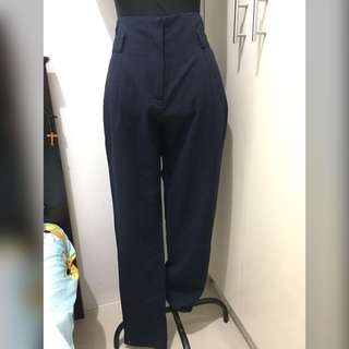 REPRICED! BYSI High-Waisted Pants (Singaporean brand)