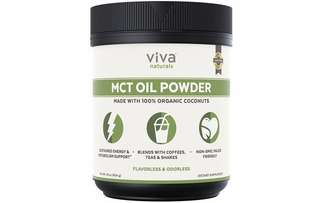 [IN-STOCK] Viva Naturals MCT Oil Powder (16 oz)