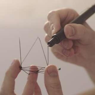 英國 LIX 全世界最小3D打印筆
