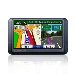 Garmin Nuvi 255W SG/MY GPS navigator