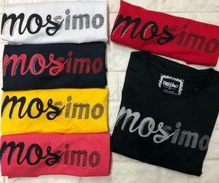 Mossimo Branded Overruns Tees for Her