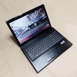 🚚 15.6吋 Lenovo G575 i5二代2430M WXGA 高亮度LED 鏡面寬螢幕 筆電 Notebook / Laptop !!
