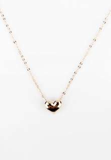 Little Heart 18K Gold Plated Necklace