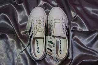 SUEPRGA White Shoes