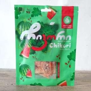 格魯吉亞天然西瓜乾 Chikori Dried Watermelon 100g