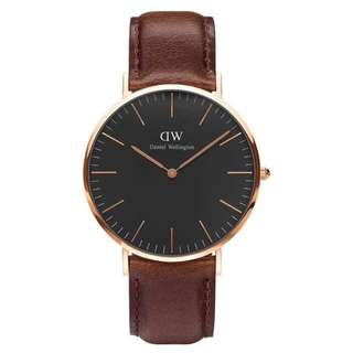 Daniel Wellington Black Bristol