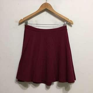 Penshoppe Skater Skirt