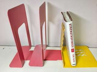 3 pieces Bookend bookstand