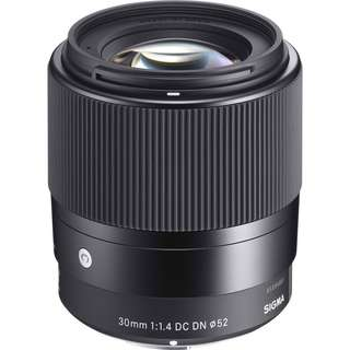 Sigma 30mm f/1.4 DC DN Contemporary Lens