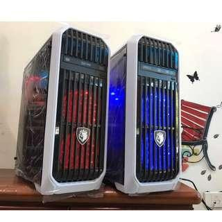 ※電電電腦※INTEL 12核/16G/GTX1050(吃雞/天堂M七開加輔助/GTA5)送INTOPIC 頭戴式耳麥 限量三組