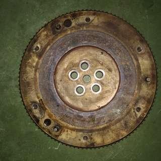 Flywheel 4g13/15 wira saga iswara