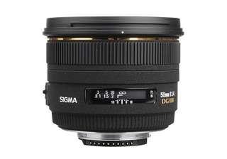 Sigma 50mm f/1.4 DG HSM Lens