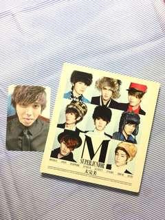Super Junior-M <太完美> 連晟敏小卡