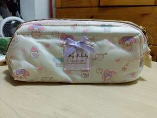 Sanrio Melody筆袋