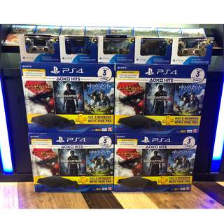 PS4 Hits Bundle