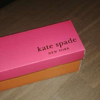 Kate Spade floral print flip flops 拖鞋