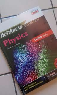 Ace Ahead STPM Text Physics