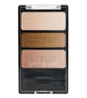 [$5 WITH PURCHASE] Wet n Wild Coloricon Eye Shadow Trio in Walking on Eggshells
