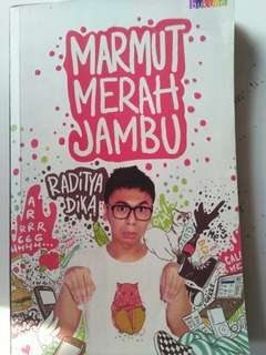Novel Marmut Merah Jambu