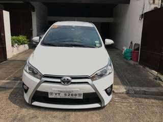 Toyota Yaris 1.5 G AT