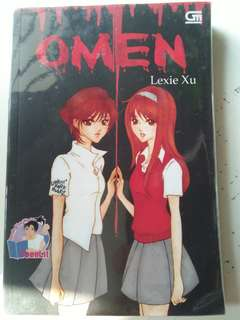 Novel Omen Series by Lexie Xu