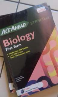 Ace Ahead STPM Text Biology