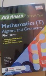 Ace Ahead STPM Text