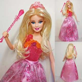 Barbie secret door mattel