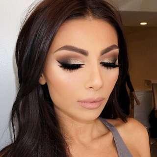Makeup artist here