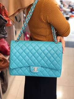 Chanel Maxi Double Flap