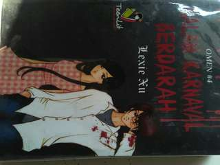 Novel Omen Series #4