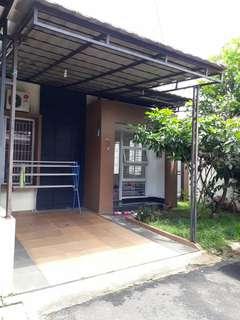 Dijual rumah cluster blossom 3 ceger Bintaro