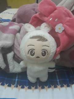 Baekhyun Doll 15cm