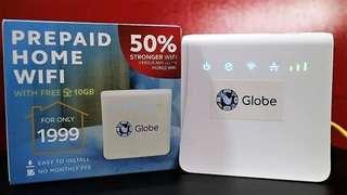 globe home prepaid wifi