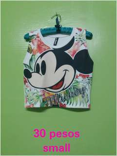 Mickey Top