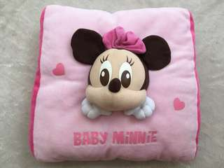 Baby Minnie Stuffed Pillow