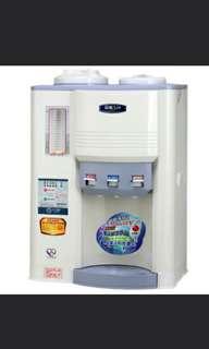 晶工牌®節能科技冰溫熱開飲機JD-6211