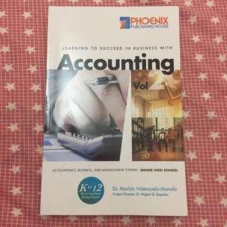 Accounting Vol. 2 ABM SHS
