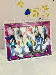 Official Hey Say Jump Notebook