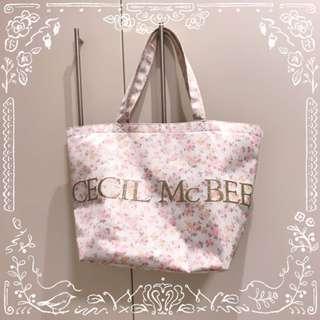 ୨୧⑅* Cecil McBee Flower Tote Bag ୨୧⑅*