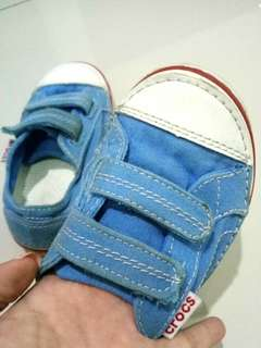 Crocs Original Denim Shoes Size 9-10