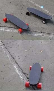 雙驅電動滑板