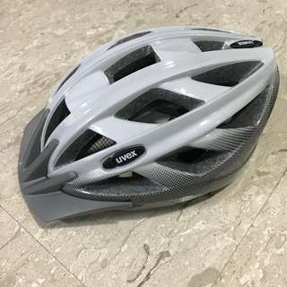 Uvex bike helmet